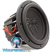 Soundstream T5.104 10 900 Watts RMS Dual 4-Ohm T5 Series Subwoofer