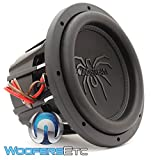 Soundstream T5.102 10'' 900 Watts RMS Dual 2-Ohm T5 Series Subwoofer