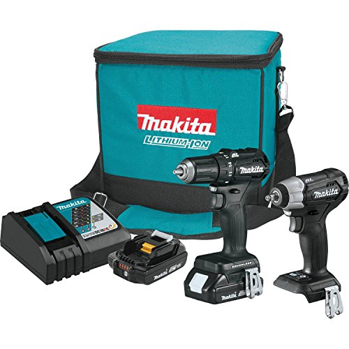 Makita CX201RB 18V LXT Sub-Compact BL 2-pc. Kit