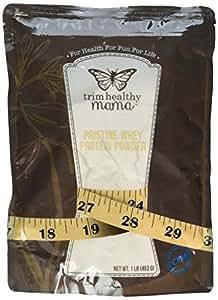 Pristine Whey Protein Powder 1 lb (453 grams) Pkg