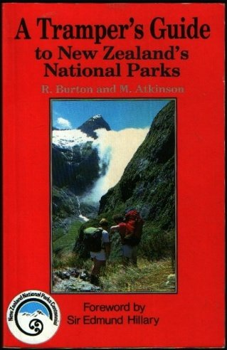 Download A Tramper's Guide to New Zealand's National Parks ebook