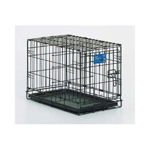 Midwest Life Stages Single Door Dog Crate 22″ x 13″ x 16″ Review
