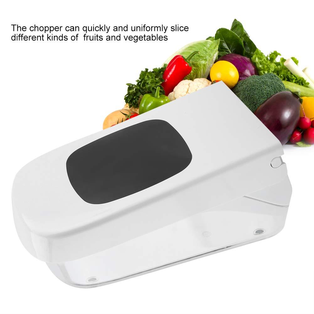 Taglia Verdure Multifunzionale Chopper Alimentare Affettatrice Pratico Strumento di Cottura Rapido per Casa Cucina Cipolla Patata Pomodoro Frutta
