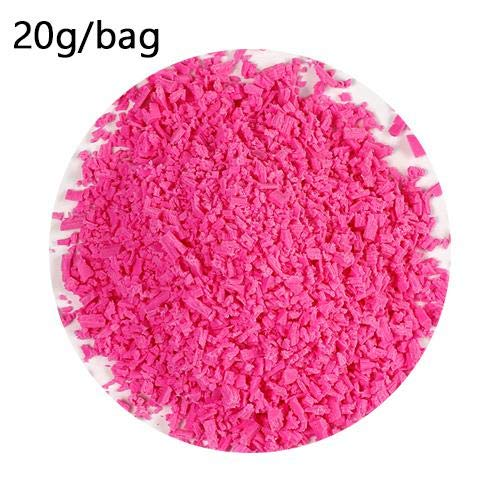 Slime charms Slime For Filler Slime Supplies All Dessert Chocolate Beads Clay Mud Slime Cake Decoration Toys 12