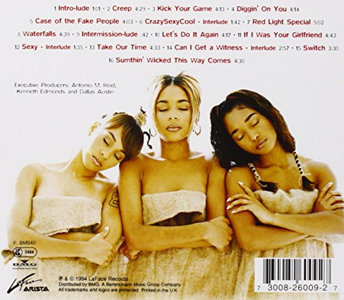 Tlc crazysexycool itunes zip