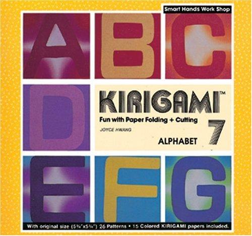 Kirigami 7- Alphabet