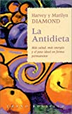 La Antidieta, Harvey Diamond, 8479532262