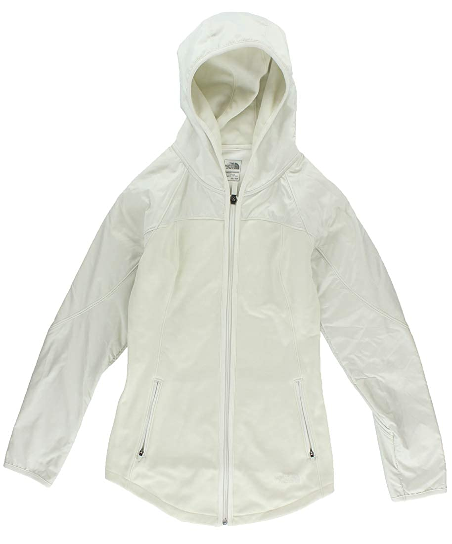 5ba049fbd The North Face Womens Spark Full Zip Hoodie Off White XS at Amazon ...