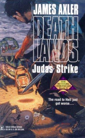 book cover of Judas Strike