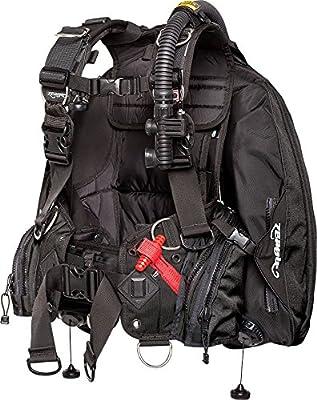 Zeagle Ranger LTD Scuba Diving BCD w/Pouches