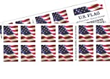 #4: US Flag USPS Forever Stamps - 40 Stamps (two books of 20)