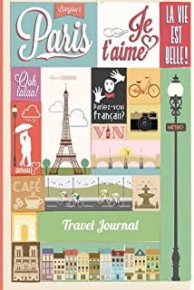 This is my paris travel diary activity book city guide in one paris travel journal wanderlust journals solutioingenieria Choice Image