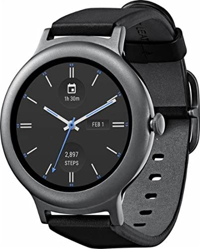 LG Watch Style Smartwatch 42.3mm ウォッチスタイルスマートウォッチ [並行輸入品]