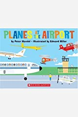 Planes At The Airport Board book