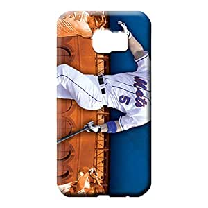 samsung galaxy s6 First-class Scratch-proof Hot Style cell phone carrying skins new york mets mlb baseball