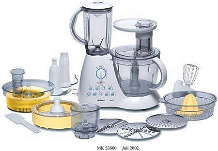 Siemens mk53800 – Robot de cocina compacto: Amazon.es: Hogar