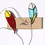 Handmade Stained Glass Feather Suncatcher