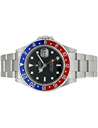 GMT Master II automatic-self-wind mens Watch 16700 (Certified Pre-owned)