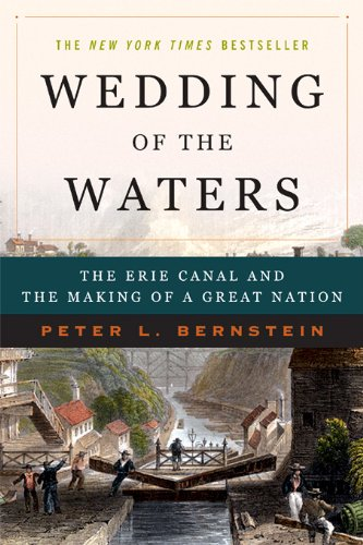 Wedding of the Waters: The Erie Canal and the Making of a Great Nation cover
