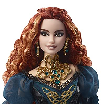 2020 Barbie Global Glamour SORCHA DYX75 Barbie Doll MINT MINT in BOX and Shipper: Toys & Games