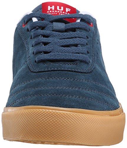 HUF Navy Shoe Galaxy Galaxy Mens Gum Shoe Dark HUF Skate Mens Skate Dark rPzrtq