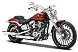 iron 883 model - 2014 Harley Davidson CVO Breakout Motorcycle Model 1/12 by Maisto 32327