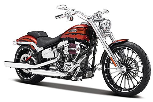 (2014 Harley Davidson CVO Breakout Motorcycle Model 1/12 by Maisto 32327 )