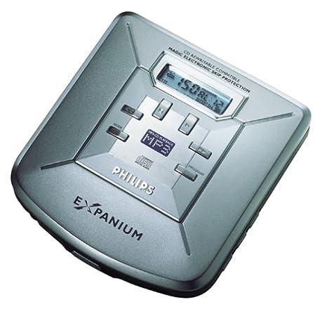 Review Philips EXP103 eXpanium Portable