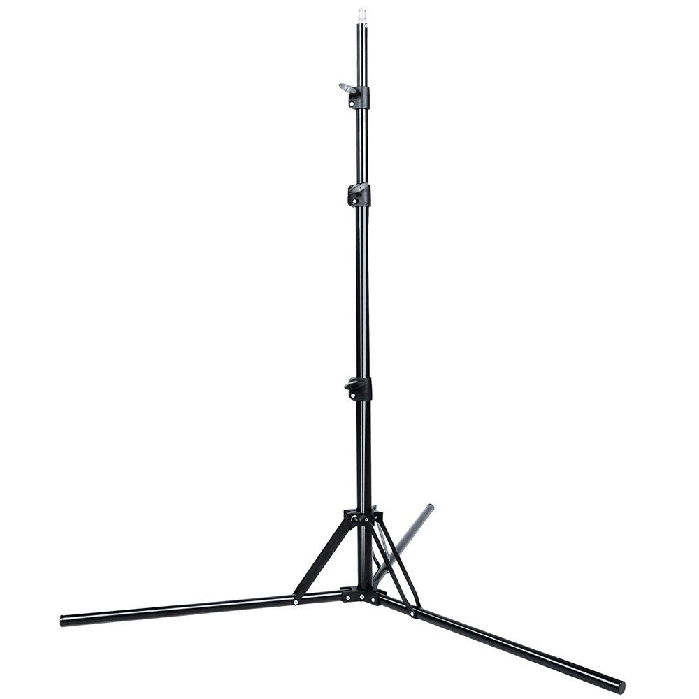 Hakutatz 63''/5 Feet/160CM Photography Light Stands for Ring Light, Relfectors, Softboxes, Lights, Umbrellas, Backgrounds