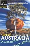 Australia, Let's Go, Inc. Staff, 0312319770
