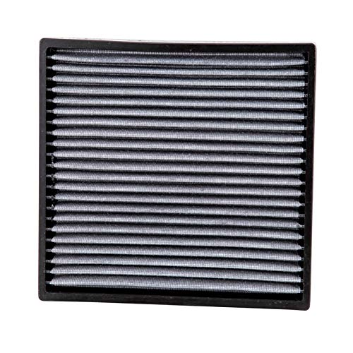 K&N VF2002 Washable & Reusable Cabin Air Filter Cleans and Freshens Incoming Air for your Subaru, Toyota, Mitsubishi