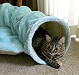 Ciao Chow Cat Tunnel Bed: Collapsible and Soft