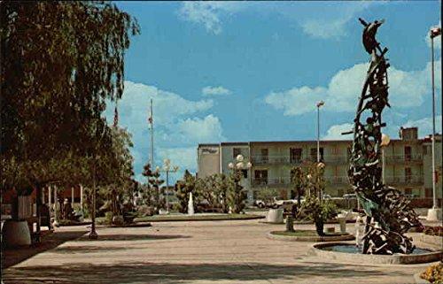 Fresno's Mall, Kern Street Extension Fresno, California Original Vintage - California Fresno Mall