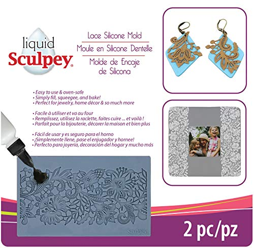 Sculpey APM-56 Flexible Push - Push Sculpey Mold