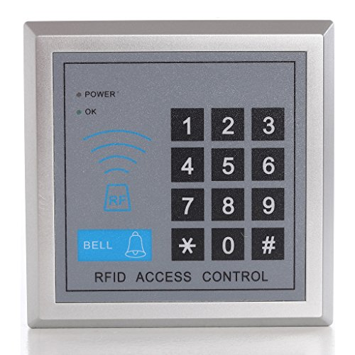 UHPPOTE Full Complete 125KHz EM-ID Card 1 Door Security Access Control...