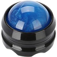 4 kleuren Massage Roller Ball, Body Therapy Massager voor Hip Relaxer Stress Release, Trigger Point Massager(Blauw)
