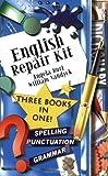 img - for English Repair Kit: Spelling Repair Kit, Punctuation Repair Kit, Grammar Repair Kit by Angela Burt (2001-02-15) book / textbook / text book