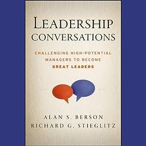 Leadership Conversations Audiobook