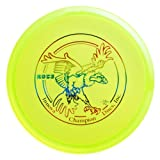 #9: Innova Disc Golf Champion Material Roc 3 Golf Disc (Colors may vary)