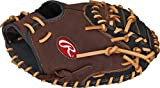 Rawlings Player Preferred Catchers Mitt, Right Hand Throw, 33-Inch