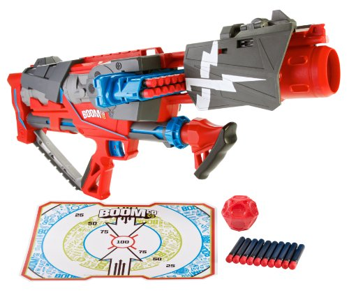 BOOMco. Rapid Madness Blaster with Rounds
