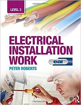 Swell Electrical Installation Work Level 3 Eal Edition Amazon Co Uk Wiring 101 Relewellnesstrialsorg