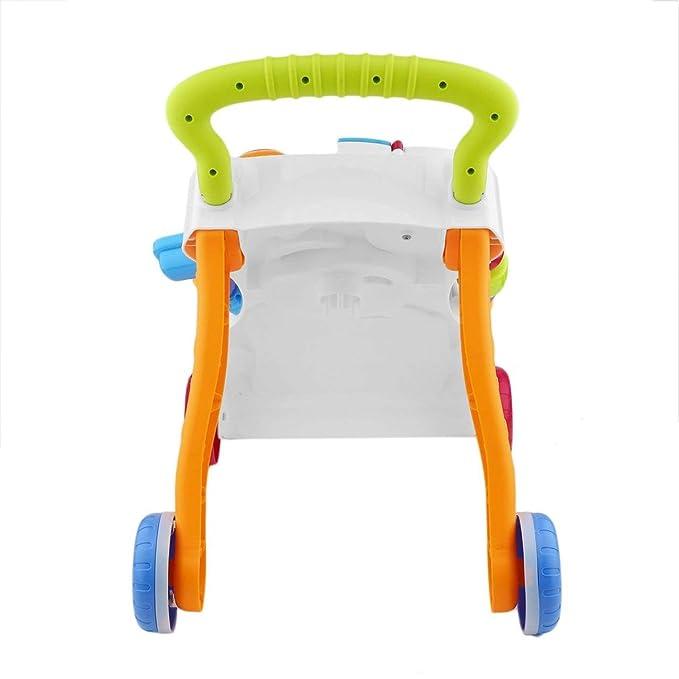 Baby Walker Multifuncional Trolley para niños pequeños Sit-to ...