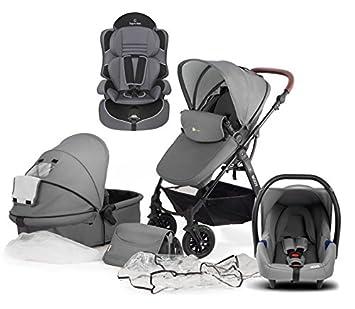 Kinderkraft Moov Travel System Plus 2nd Stage Car Seat