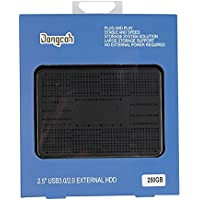 Dongcoh 2.5 External Hard Drive 250gb with USB3.0 Data Storage External HDD for Notebook/Desktop/Xbox One
