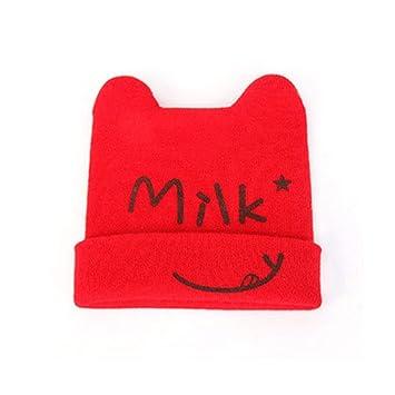Bebés Gorras para niños Gorras de algodón para bebés Niñas niños ...