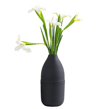 Amazon Simple Ceramic Flower Vases Creative Home Living Room