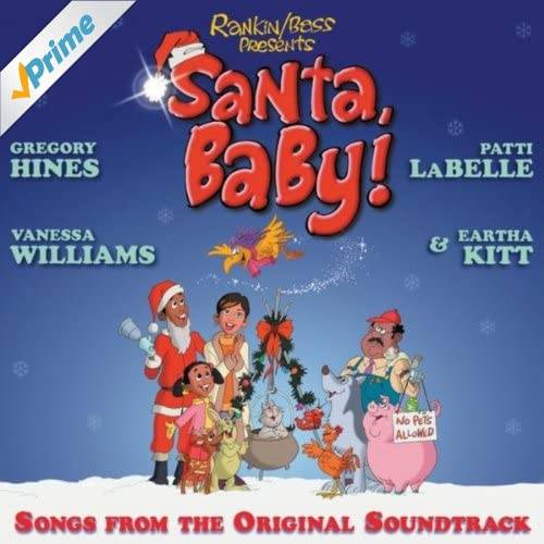 Santa Baby: Songs From The Original Soundtrack