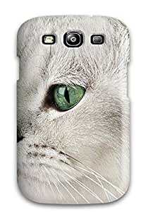 Brand New S3 Defender Case For Galaxy (cute Kitten)