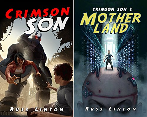 Crimson Son Universe (2 Book Series)